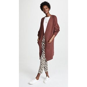 nwt // free people irreplaceable cardigan